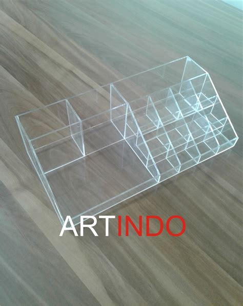 Jual Cermin Acrylic category display kosmetik acrylic akrilik acrylic