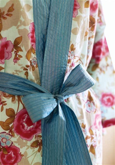 free pattern kimono robe floral oriental kimono robe free sewing patterns sew