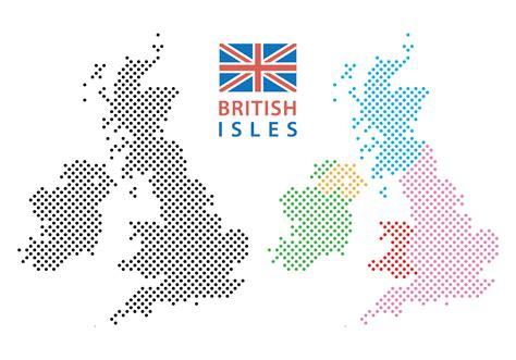 british isles  republic  ireland map