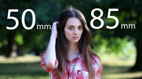 best 85mm portrait lens comparison 50mm f1 8 vs 85mm f1 8