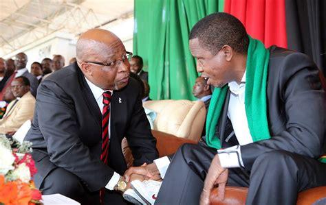 Mba Politics by Alliances Of The The Shape Of Zambian Politics