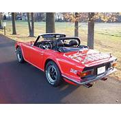 Triumph TR6 Archives  The Truth About Cars