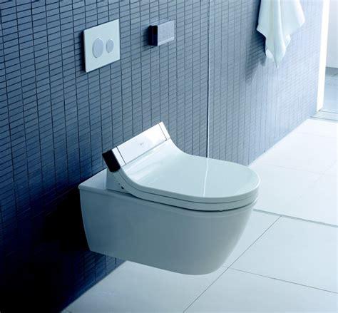 water douche toilet duravit sensowash douche wc