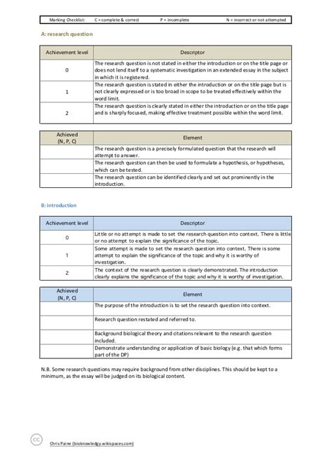 Extended Essay Topics Physics by Biology Extended Essay Topics