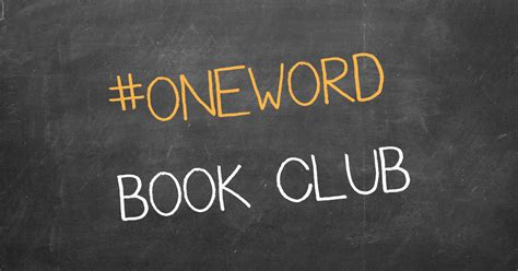 your one word workbook