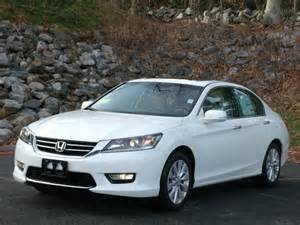 White Honda 2013 Honda Accord White 200 Interior And Exterior Images