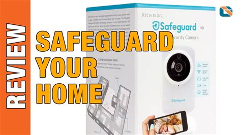 kitvision safeguard safeguard hd home security