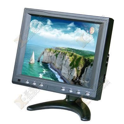 Lcd Monitor Komputer China 8inch pc touch lcd monitor 800t oem china manufacturer display computer components