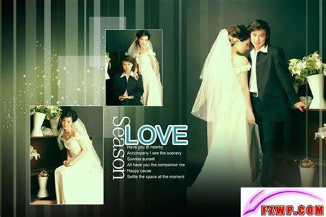 wedding photo album layout free download love wedding album design material free wedding photo psd