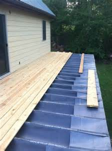 deck drainage systems decks fencing contractor