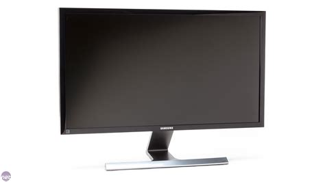 Monitor Samsung U28d590d gaming monitor roundup 2014 bit tech net