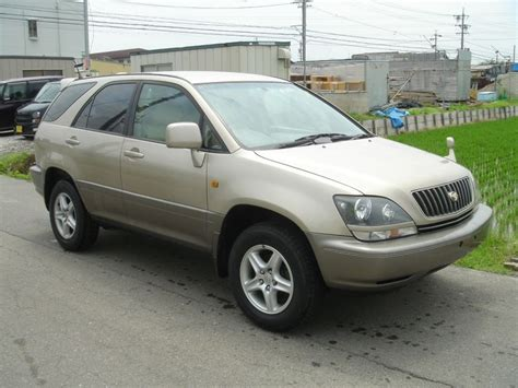 toyota harrier sale toyota harrier 1998 used for sale