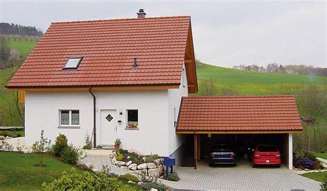 garagenanbau ans haus un garage pour votre nouvelle maison swisshaus sa