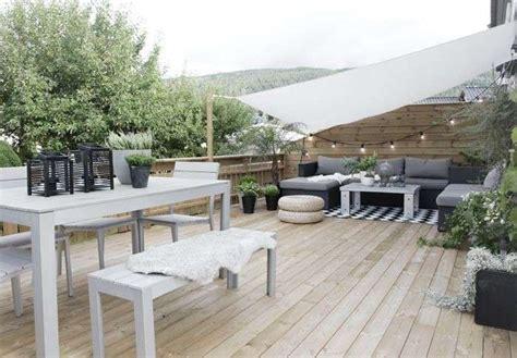 terrazze design come arredare un terrazzo scoperto per momenti di relax
