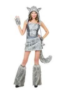 wolf halloween costume for girls women s wolf costume