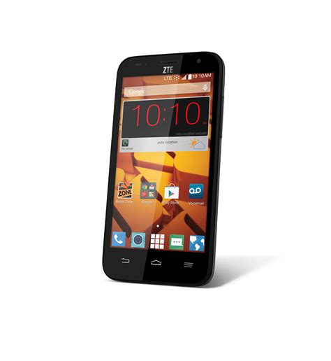 boost mobile android phones boost mobile introduces the zte speed a 99 contract android phone