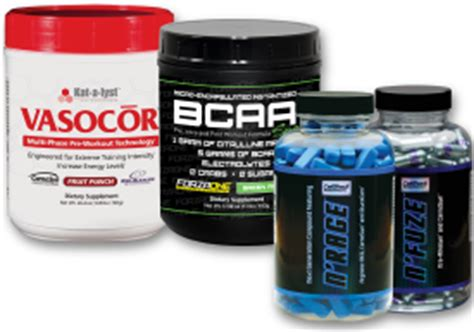 n fuze supplement bcaa sport vasocor n rage n fuze pre workout stack 3