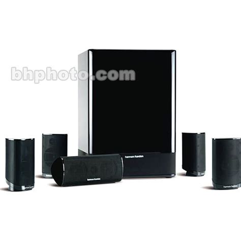 harman kardon hkts 15 home theater speaker system black hkts