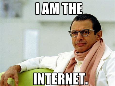 Jeff Goldblum Meme - jeff goldblum is taking the internet by storm barnorama