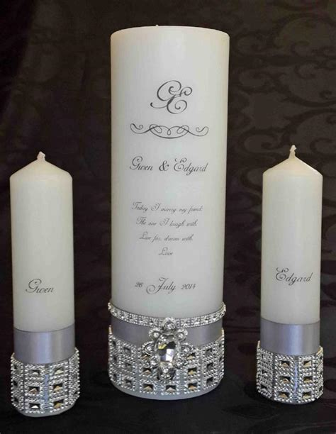 wedding unity candle make your wedding ceremony more meaningful with unity