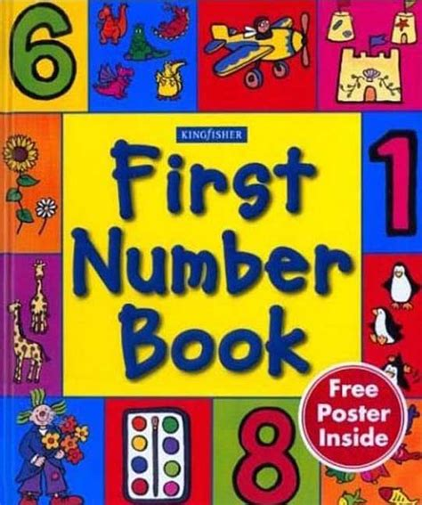 by the numbers books number book