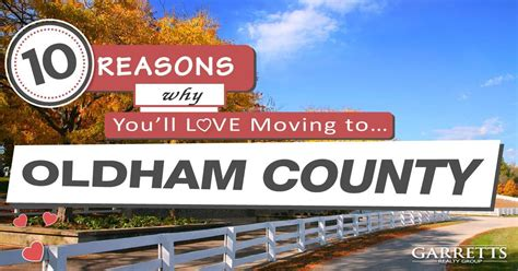 Oldham County Property Records Moving To Oldham County Ky 10 Reasons Why You Ll Living Here