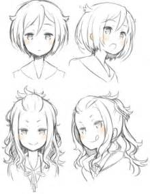 Anime Hairstyles 25 Best Ideas About Anime Hair On Hair