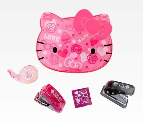 171 Best Images About Hello Kitty On Pinterest Hello Hello Desk Accessories