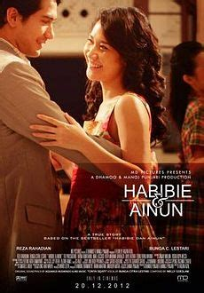 film layar lebar indonesia tahun 2012 romansa habibie ainun dalam layar lebar media club online
