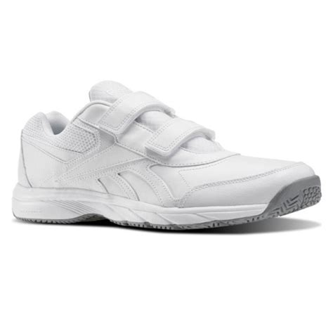 reebok work n cushion kc 2 0 mens walking shoe multi