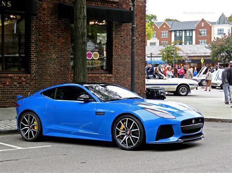 Jaguar Blue jaguar f type svr in the most ultra of blues mind motor