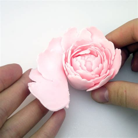 Fmm Peony fmm the easiest peony cutter set with leaf cutter