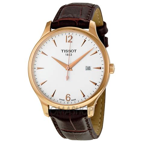 Tissot 1853 Rosegold Pink Leather tissot 1853 gold quotes