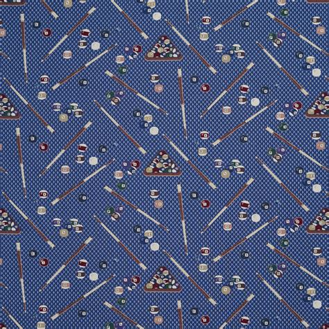 decorative novelty billiards woven decorative novelty upholstery fabric by