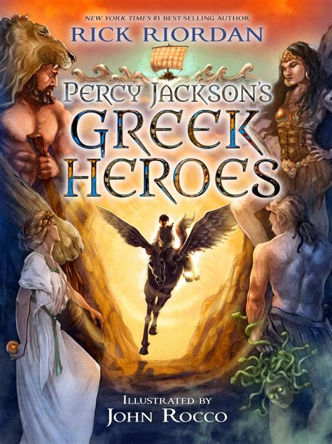 libro heroic voices of the percy jackson s greek heroes riordan wiki fandom powered by wikia