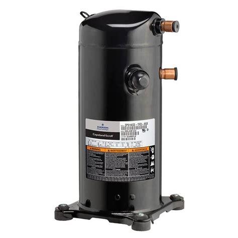 zp54k3e pfv 306 copeland scroll compressor 4 5 hp zpk3 for air conditioning al kassar air