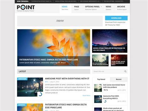 wordpress theme flexible layout 30 responsive free flat design wordpress themes