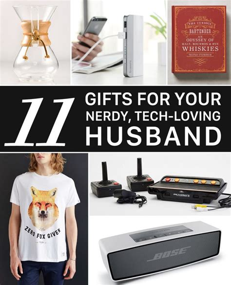 holiday gift guide 2 for your nerdy tech loving husband