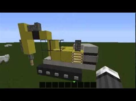 youtube tutorial minecraft minecraft tutorial excavator youtube