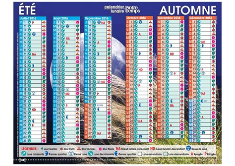 Calendrier 365 Fr 2016 Calendrier 2016 Automne