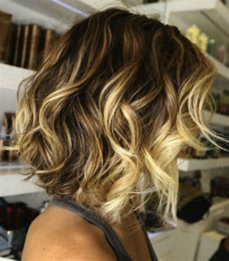 ambray hair color pics for medium length perfect light brunette shade with blonde balayage
