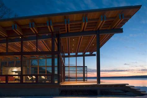 combs point residence  bohlin cywinski jackson roof