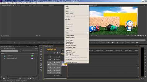 export adobe premiere pro cs6 cara export stop motion menggunakan adobe premiere pro cs6