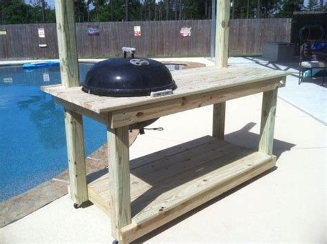 weber grill table plans 17 best images about bbq on stains weber