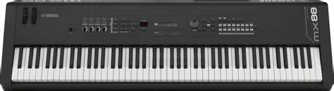 Keyboard Yamaha Mx88 Yamaha Mx88 88 Key Weighted Synthesizer