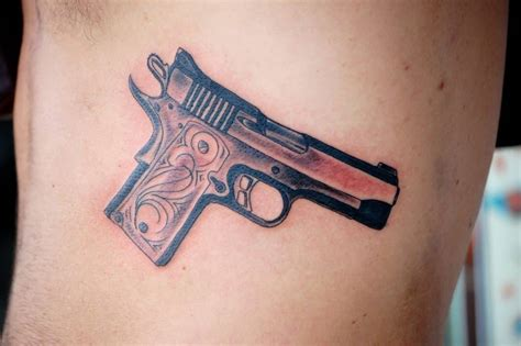 gun tattoo designs for men gun tattoos for ideas and inspiration for guys