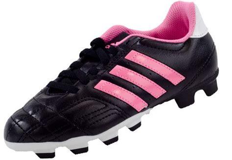adidas girls goletto iv trx fg soccer cleats black