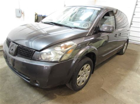 2004 Nissan Quest Parts by Parting Out 2004 Nissan Quest Stock 140237 Tom S