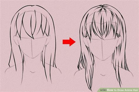 anime hairstyles step by step manga hairstyles tutorial hairstyles