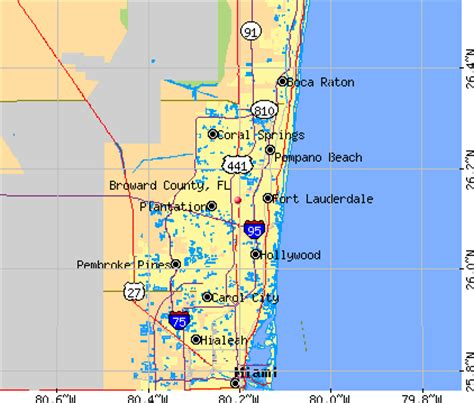 Broward County Florida Records Broward County Florida Map Uptowncritters